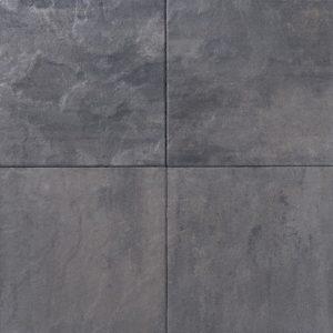 60plus leisteen grijs zwart 60x60