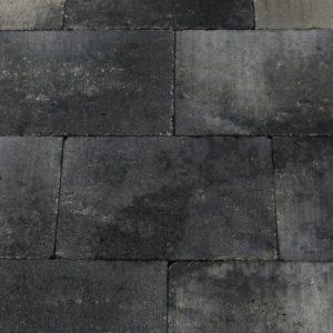 Abbeystones zwart 20x30x6