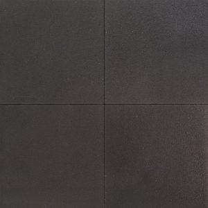 Luxe Tuintegel Zwart 60x60x5